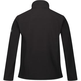 Regatta Conlan II Softshell Jacke Herren black/black